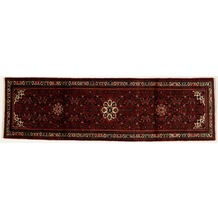 Oriental Collection Hamadan Teppich 83 x 285 cm