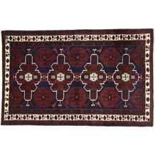 Oriental Collection Hamadan Teppich 130 x 200 cm