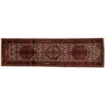 Oriental Collection Hamadan Teppich 80 x 305 cm - Iran