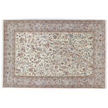 Oriental Collection Isfahan Teppich auf Seide 200 cm x 310 cm