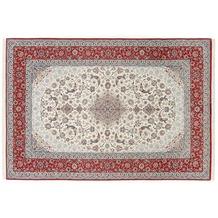 Oriental Collection Isfahan Teppich auf Seide 204 cm x 305 cm
