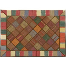 Oriental Collection Kelim Patchwork 150 x 208 cm handgewebt