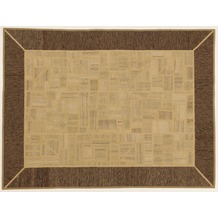 Oriental Collection Kelim Patchwork 151 x 200 cm handgewebt