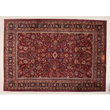 Oriental Collection Mashad rot 76076, Orientteppich, 200 x 285 cm