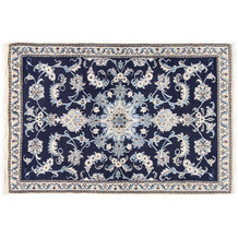 Oriental Collection Nain Teppich 12la 89 x 134 cm