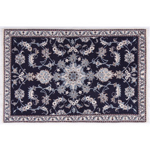 Oriental Collection Nain Teppich 12la 89 x 137 cm