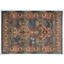 Oriental Collection Teppich Gabiro 13 green 68cm x 135cm