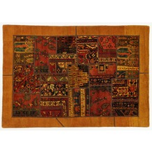 Oriental Collection Patchwork Persia 144 x 205 cm multikolor