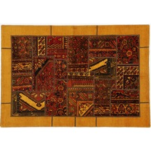 Oriental Collection Patchwork Persia 143 x 205 cm mehrfarbig