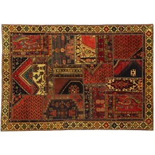 Oriental Collection Patchwork Persia 144 x 205 cm mehrfarbig