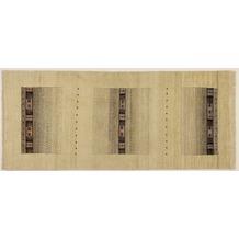 Oriental Collection Gabbeh-Orientteppich Rissbaft 85 x 200 cm