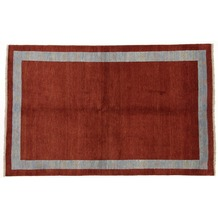 Oriental Collection Gabbeh-Teppich Rissbaft 143 x 224 cm