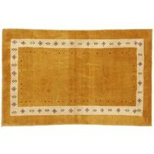 Oriental Collection Gabbeh-Teppich Rissbaft 105 x 165 cm - beige