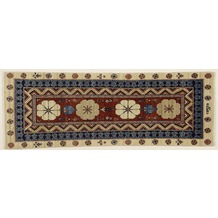 Oriental Collection Gabbeh-Teppich Rissbaft Classic 85 x 220 cm