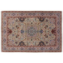 Oriental Collection Täbriz Teppich 60 radj 210 x 310 cm
