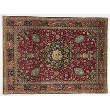 Oriental Collection Täbriz Teppich 50 radj 242 x 325 cm