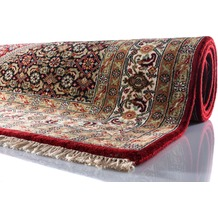 Oriental Collection Teppich Kanpur Bidjar rot 40 cm x 60 cm