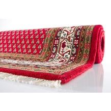 Oriental Collection Mir-Teppich Rangun rot 40 cm x 60 cm