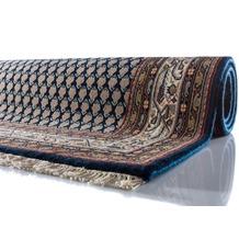 Oriental Collection Mir Teppich Puna dunkelblau 40 cm x 60 cm