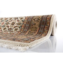 Oriental Collection Herati-Teppich Pradesh beige 40 cm x 60 cm