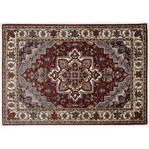 Oriental Collection Heriz Teppich Royal red / cream 60cm x 90cm