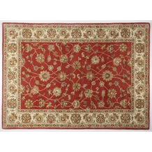 Oriental Collection Ziegler Teppich Royal Ziegler 503 rust / cream 60cm x 90cm