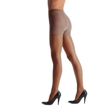 OROBLU Transparente Strumpfhose - Shock Up Light-Ambre L
