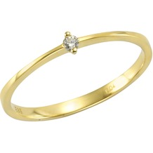 Orolino Ring 585/- Gelbgold Brillant  11539 52 (16,6)