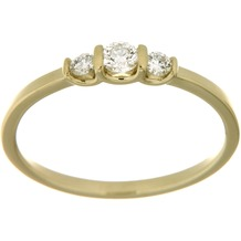 Orolino Ring 585/- Gelbgold Brillant  6265 56 (17,8)