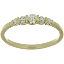 Orolino Ring 585/- Gelbgold Brillant Rund  6269 56 (17,8)