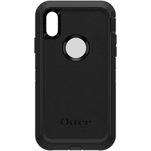 OtterBox Defender Case Apple iPhone XR schwarz