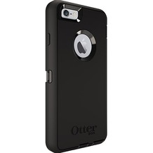 OtterBox DEFENDER für Apple iPhone 6/6S - Black
