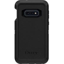 OtterBox Screenless Edition - Backcase - Mobiltelefon - widerstandsfähig - Polycarbonat, Kunstfaser - Schwarz - für Samsung Galaxy S10e
