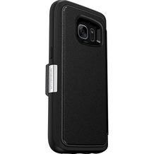 "OtterBox Strada 2.0 for Samsung Galaxy S7 ""Phantom"", Phantom Black"