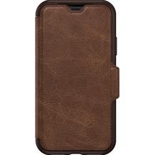 "OtterBox Strada Folio, iPhone X, ""Espresso"" Brown ""Limited Edition"""
