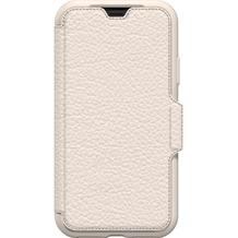 "OtterBox Strada Folio, iPhone X, ""Soft Opal"" Pale Beige - ""Limited Edition"""