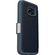 OtterBox Strada, Samsung Galaxy S7, Night Cannonball Blue