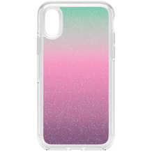 OtterBox Symmetry Clear Apple iPhone XS gradient
