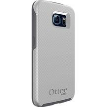 OtterBox Symmetry für Samsung Galaxy S6 - Carbon Fiber Metallic