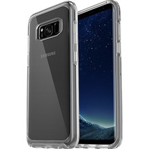 OtterBox Symmetry Lombardi - für Galaxy S8 - clear crystal