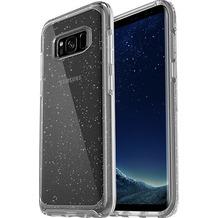 OtterBox Symmetry Lombardi, Galaxy S8, clear stardust