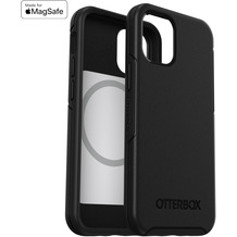 OtterBox Symmetry Plus Series Case, Apple iPhone 12 Pro Max, schwarz, 77-80139