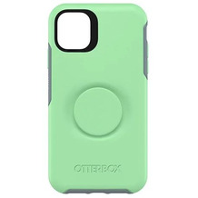 OtterBox Symmetry Pop Apple iPhone 11 Mint To Be hellgrün Popsocket