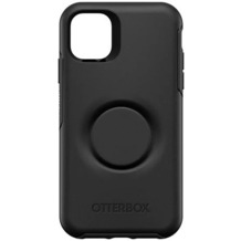 OtterBox Symmetry Pop Apple iPhone 11 schwarz Popsocket