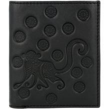 oxmox Leather Geldbörse Leder 8,5 cm monkey