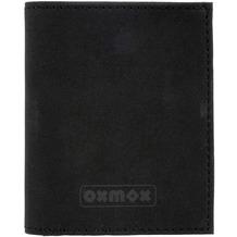 oxmox New Cryptan Geldbörse 8,5 cm black