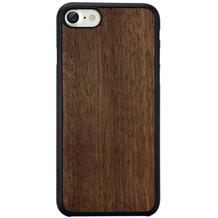 Ozaki O!Coat 0.3+ Wood Case - Apple iPhone 7 / iPhone 8 / iPhone SE 2020 - ebony