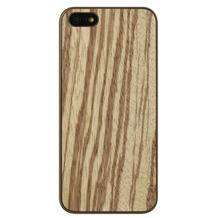 Ozaki O!Coat 0.3+ Wood für iPhone 5/5S/SE, Zebrano