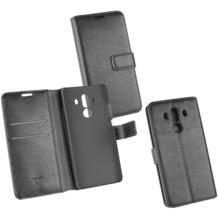 Fontastic OZBO PU Tasche Diary Business schwarz komp. mit Huawei Mate 10 Pro