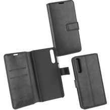 OZBO PU Tasche Diary Business schwarz komp. mit Huawei P20 Pro